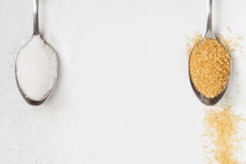 Le sucre roux est-il vraiment meilleur pour la santé que le sucre blanc ?