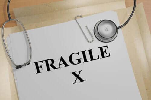 Syndrome de l'X fragile : symptômes et traitements