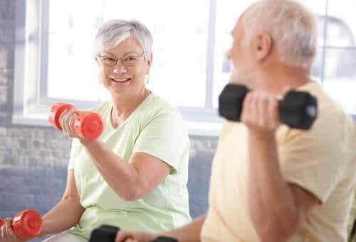 Soins de santé pour les personnes âgées