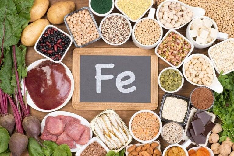 Quels aliments devons-nous inclure dans notre régime alimentaire pour lutter contre l'anémie ferriprive ?