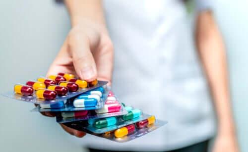 Les antibiotiques altèrent le microbiote