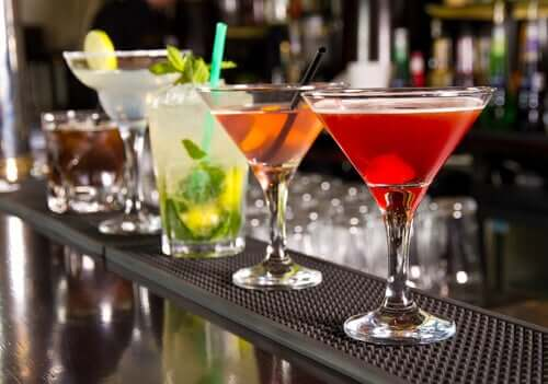 Consommer des alcools digestifs