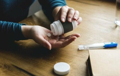 L'ibuprofène sous forme de comprimés