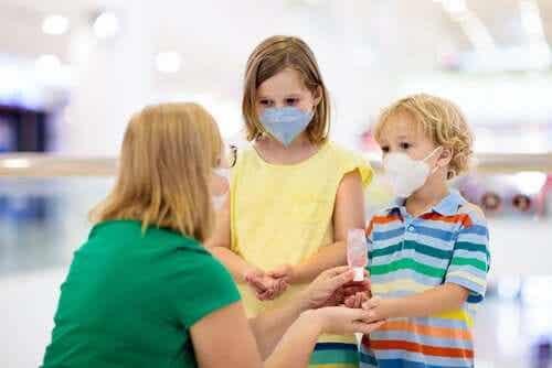Le coronavirus chez les enfants : tout ce que vous devez savoir