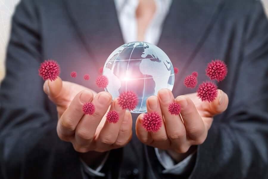 La pandémie mondiale du coronavirus