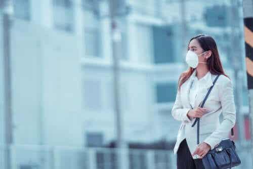 Les types de masques pour nous protéger du coronavirus