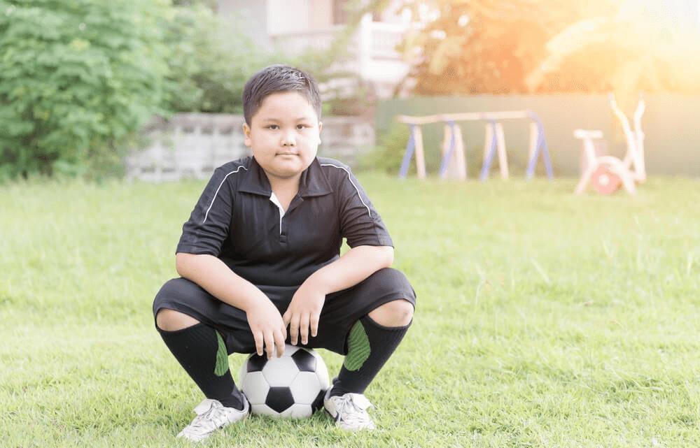 Le sport contre la sédentarité infantile