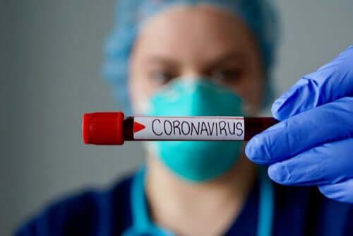 La perte de l'odorat et du goût, des symptômes possibles de l'infection au coronavirus