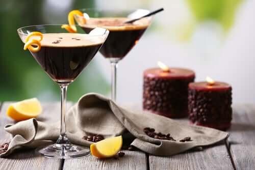 La liqueur au chocolat fait partie des alcools digestifs