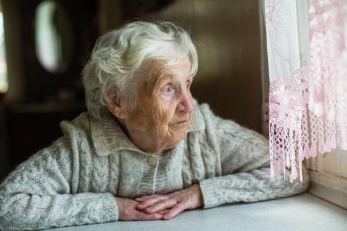 Recommandations pour les personnes âgées pendant la quarantaine