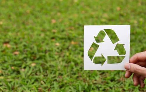 Recycler des matériaux réutilisables est une très bonne option