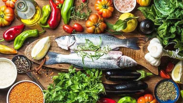 Les aliments du régime méditerranéen et leur effet sur le microbiote