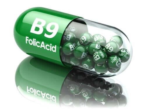Différences entre l'acide folique et le folate