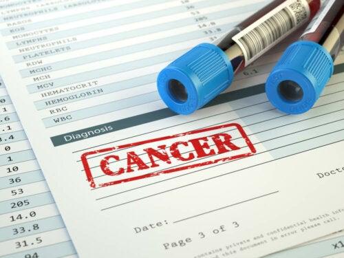 Le développement d'un cancer et les analyses