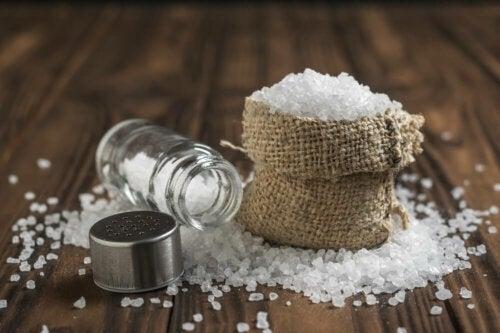 6 vérités sur la consommation excessive de sel