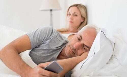 Les micro-infidélités au sein d'un couple