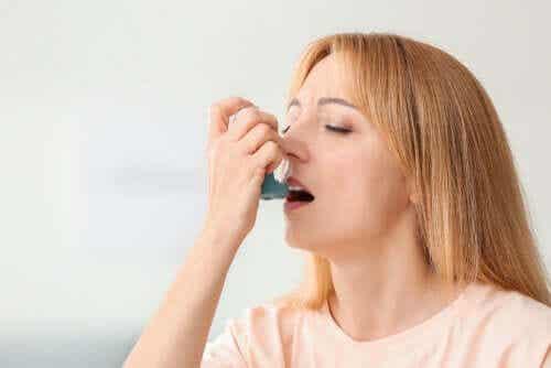 Recommandations sur le coronavirus pour les personnes souffrant d'asthme
