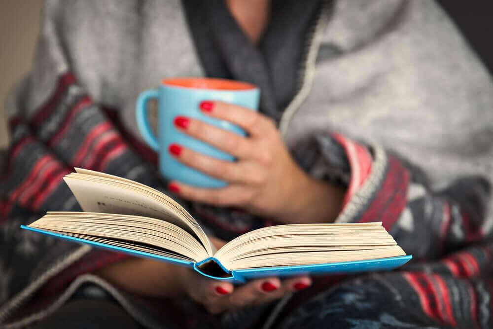 Lire pour se vider l'esprit pendant le confinement