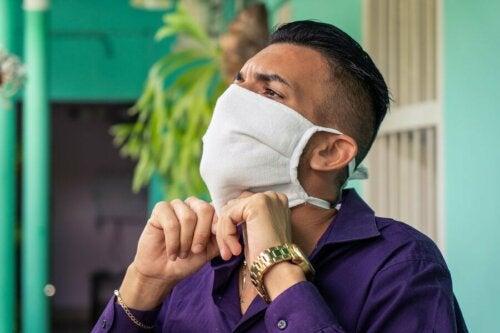 Erreurs courantes lors de l'utilisation de masques en tissu