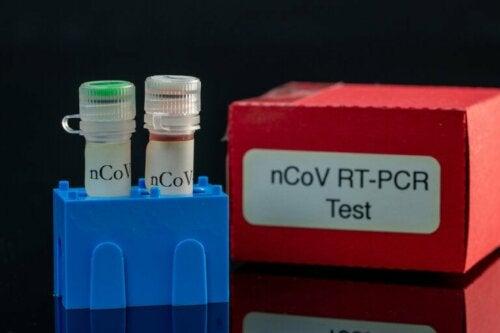 Un kit PCR de détection du coronavirus