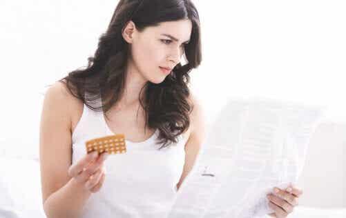 Questions fréquentes sur la pilule contraceptive