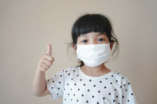 La résilience chez les enfants en ces temps de pandémie