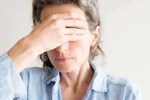 La sécheresse oculaire à la ménopause