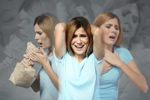 L'anxiété et l'inconfort digestif