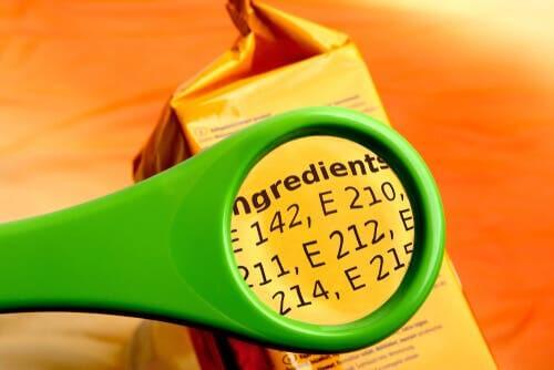 Quels sont les ingrédients des additifs alimentaires?