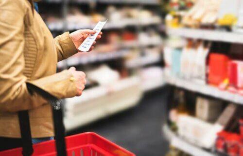 De quels additifs alimentaires se composent les produits que nous achetons quand nous faisons nos courses ?