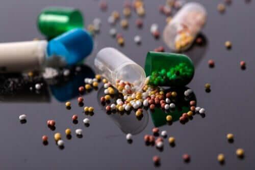 Ecraser les médicaments peut avoir des conséquences négatives