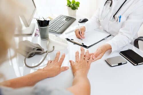 Questions fréquentes autour de l'arthrite