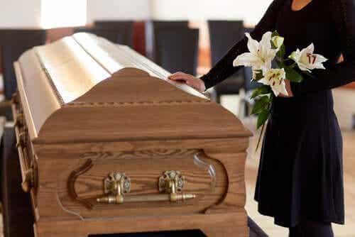 Le deuil pendant la quarantaine