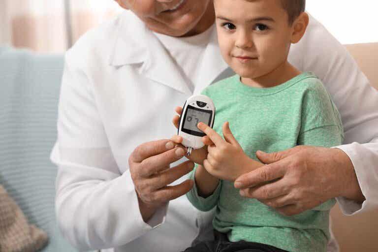 Les taux normaux de glucose chez les enfants