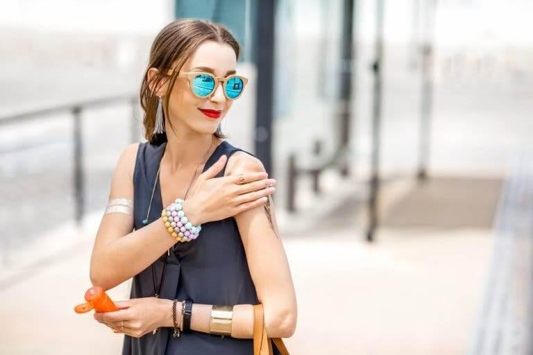 Utilisez des écrans solaires pour protéger votre peau contre le cancer
