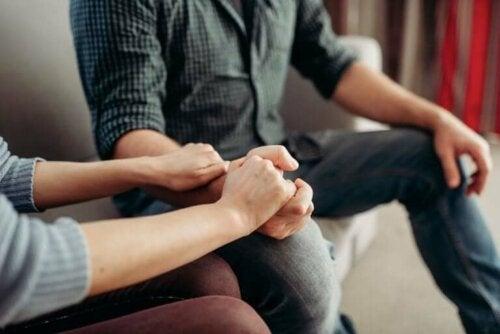 Que faire et dire si votre partenaire souffre de dépression