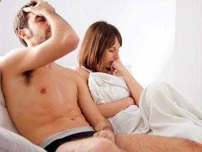 Les problèmes sexuels masculins au sein du couple
