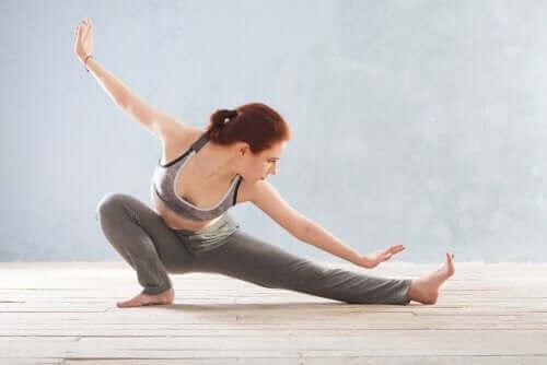 Le yoga est bénéfique pour les personnes souffrant de fibromyalgie