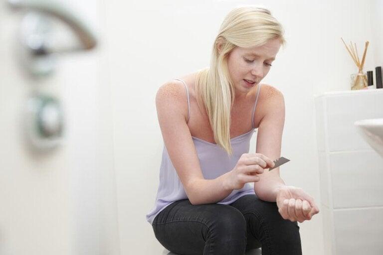L'automutilation chez les adolescents : comment y faire face ?