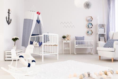 Préparer l'arrivée du bébé en installant sa chambre