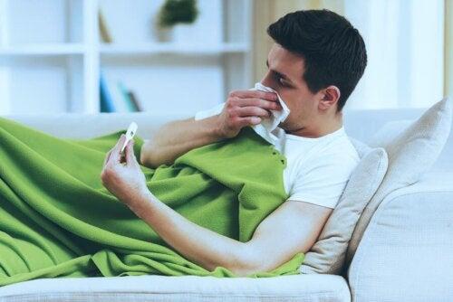 Que faire pour faire baisser la fièvre ? Quelques conseils à prendre en compte