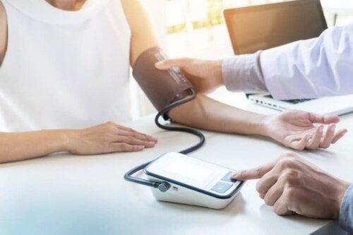 5 exercices pour un patient souffrant d'hypertension