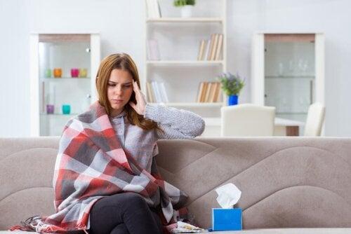 6 conseils pour se remettre d'une grippe