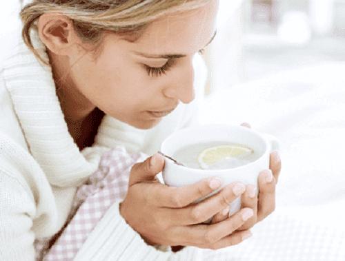 La consommation de certaines infusions permet de se remettre d'une grippe plus facilement