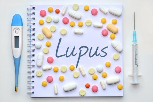 Médicaments pour le lupus.
