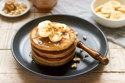 2 recettes de pancakes protéinés pour faire le plein d'énergie