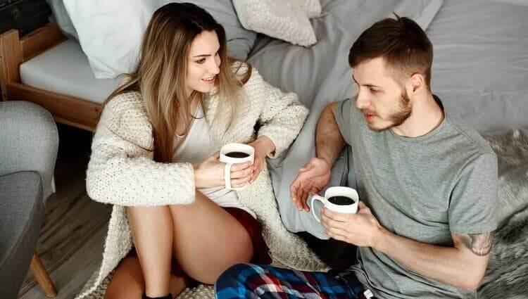 Parler avec son partenaire de ses désirs sexuels