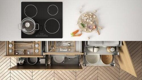 Quelques idées pour ranger la cuisine