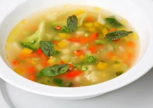 4 soupes végétariennes à déguster en famille