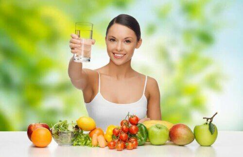 Régime et déshydratation : ce que vous devez prendre en compte